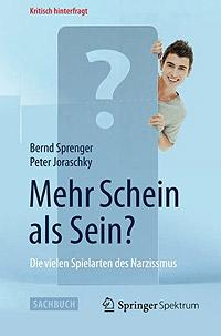 Buchcover Bernd Sprenger, Peter Joraschky: Mehr Schein als Sein?