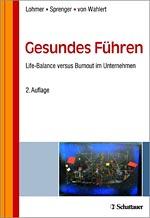 Buchcover Lohmer, Sprenger, von Wahlert: Gesundes Führen